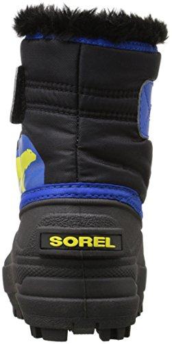Noir SNOW Taille Sorel Super COMMANDER Bébé Bl Unisexes 21 Bottes Blue TODDLER UqnY4I1