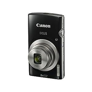 Canon IXUS 185 Digital Camera – Black