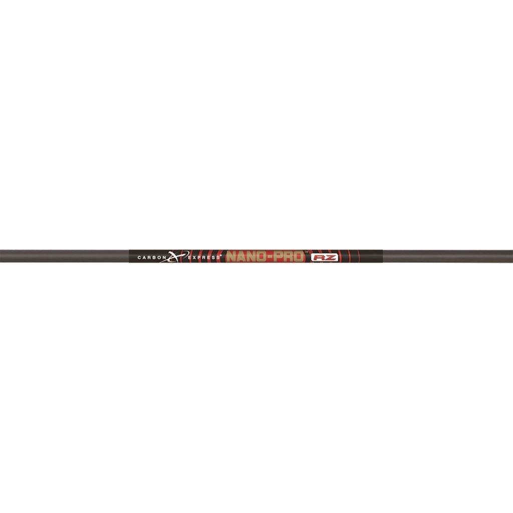 Image of Arrows & Shafts Carbon Express Nano PRO RZ Arrow Shafts 12 Pack