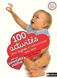 """Afficher """"100 activités pour signer et communiquer avec bébé"""""""
