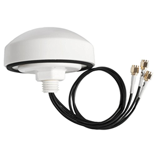Shakespeare Antennas 167-JF3 Multi-Band Gps, Wifi, Cell - Gps Antenna Passive