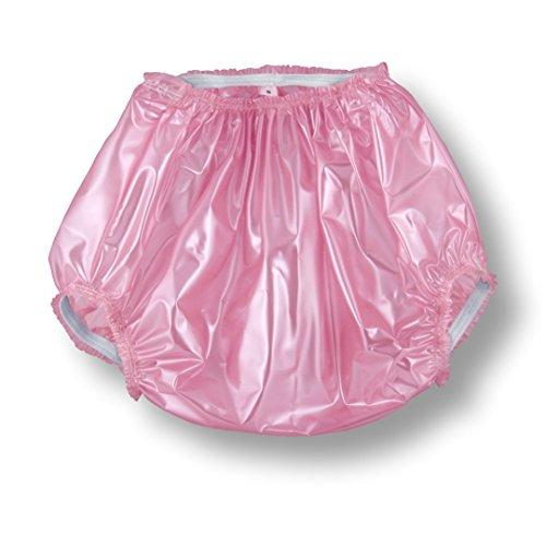 Rearz - ANGELA Plastic Pants - Pink (Medium)