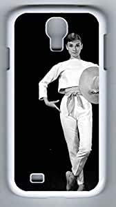 Audrey Hepburn Samsung Galaxy Case Fits Samsung Galaxy S4 I9500 by mcsharks