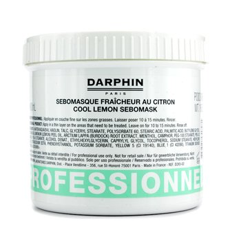 Darphin Cool Lemon Sebomask (Salon Size) - - Cologne Darphin