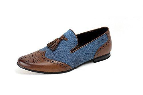 Ufficio Elegante Uk : Da uomo da infilare scarpe eleganti abito da ufficio casual