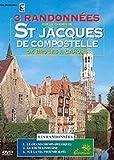 3 randonnées sur le chemin de St Jacques de Compostelle, de Bruges à Cahors