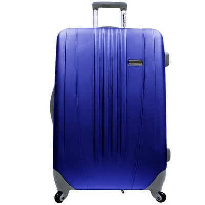 Traveler's Choice Toronto 29'' Expandable Hardside Spinner Luggage in Navy by Traveler's Choice