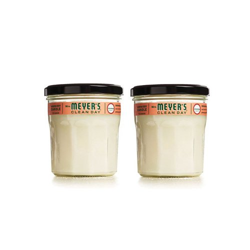 Mrs. Meyer's Clean Day Soy Candle Glass Jars
