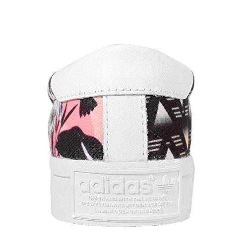 Adidas Courtvantage Slip On W, Multi-Color / negro MULTI-COLOR/BLACK