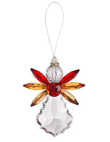 4.5 Harvest Angel hanging Ornament