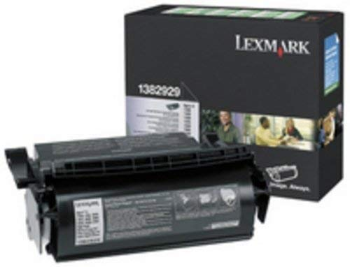 Lexmark Government Optra S 1250, 1255, 1620, 1625, 1650, 1855, 2420, 2450, 2455, 4059 Return Program Toner Cartridge 7,500 Yield, TAA Compliant version of 1382920, Part Number 24B1424 - Optra S1650 Laser Printer