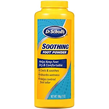 Best Foot Powder For Smelly Shoes