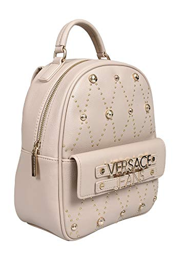 Versace EE1VTBBE7 E723 Taupe Backpack for Womens