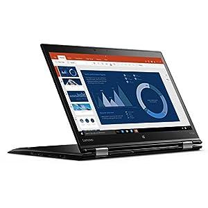 "Lenovo 14"" ThinkPad X1 Yoga Flagship Multi-Touch 2-in-1 Convertible Ultrabook, Intel Core i7, 8 GB RAM, 256 GB SSD, 14"" FHD IPS Display, Back-lit Keyboard, WiFi, Stylus, Windows 10 Pro"