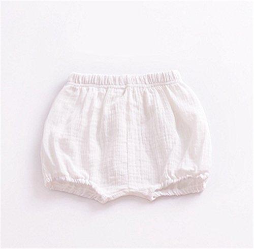 AYIYO Baby Infant Toddler Girls Bowknot Ruffle Bloomers Shorts