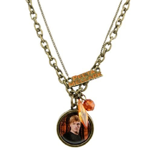 Neca - The Hunger Games Necklace Double Chain Peeta Mellark by NECA