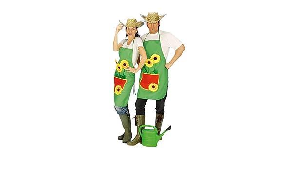 El delantal de jardinero con girasol: Amazon.es: Juguetes y juegos