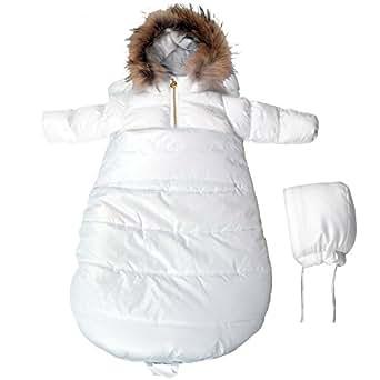 Amazon.com: BEBEBON Baby Winter Bunting Set Snowsuit