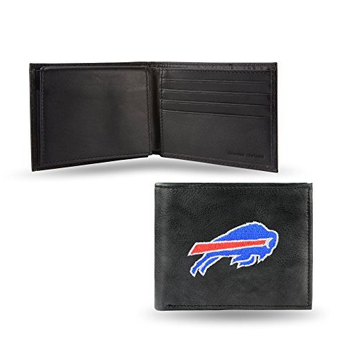(NFL Buffalo Bills Embroidered Leather Billfold)