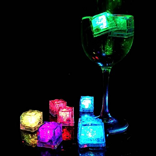 Flash Ice Cube Led Light