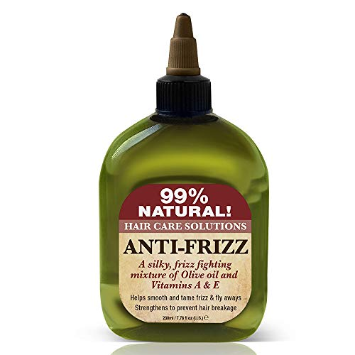 Difeel 99% Natural Hair Care Solutions, Anti-frizz, 7.78 Ounce