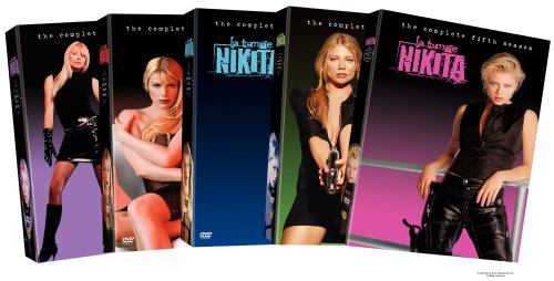 La Femme Nikita: The Complete Seasons 1-5