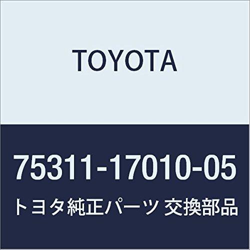 TOYOTA 75311-17010-05 Name Plate
