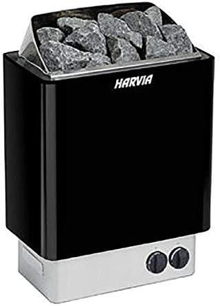 Harvia Sauna/öfen Kip Schwarz Steuereinheit 4.5 kW Ben/ötigt seperaten Steuerger/ät