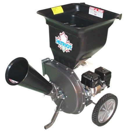Patriot-Products-CSV-2540H-4-HP-OHV-Honda-GX-Gas-Powered-Wood-ChipperLeaf-Shredder