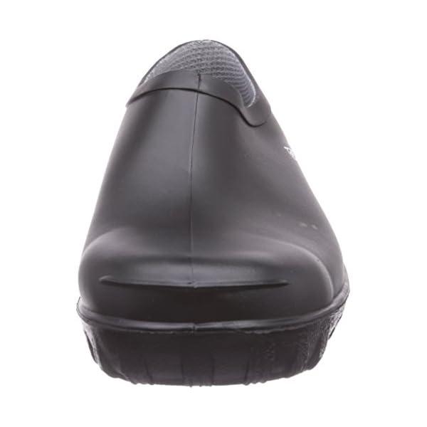 Dunlop - 814P PLASTIC KLOMP ZWART 44, Zoccoli, unisex, Negro (Negro(Zwart) 00), 44 2 spesavip