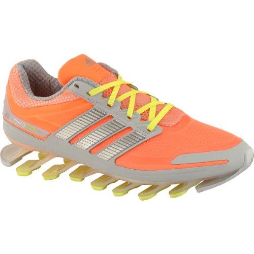 Adidas Hardloopschoenen Dames Hardloopschoenen - Maat: 12, Grijs / Oranje