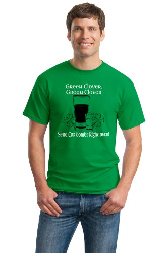 FUNNY IRISH CAR BOMB TEE Unisex T-shirt / St. Patty's Day Irish Humor Tee