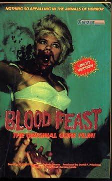 Amazon.com: Blood Feast (1963) Original Uncut Version: Connie ...