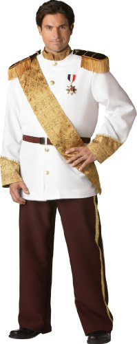 InCharacter Costumes Men's Plus Size Prince Charming Costume,