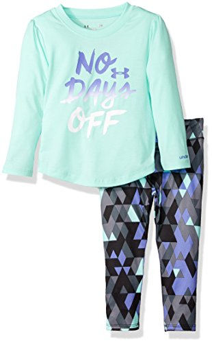Off Under Armour (Under Armour Baby No Days Off Set, Crystal, 24)