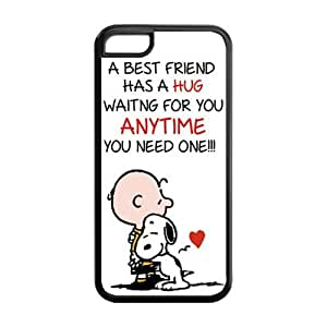 Case for iPhone 5C,Cover for iPhone 5C,iPhone 5C case,Hard Case for iPhone 5c,Snoopy Design TPU Screen Protector Hard Case for Apple iPhone 5c hjbrhga1544