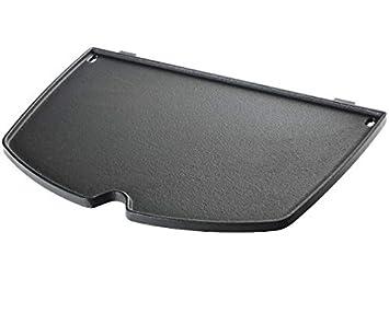 Weber 6559 Plancha accesorio de barbacoa/grill - Accesorios de barbacoa/grill (480 mm, 360 mm, 20 mm): Amazon.es: Hogar