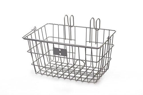 Retrospec Detachable Steel Apollo-Lite Lift-Off Front Bike Basket with Handles, (Lite Lift)