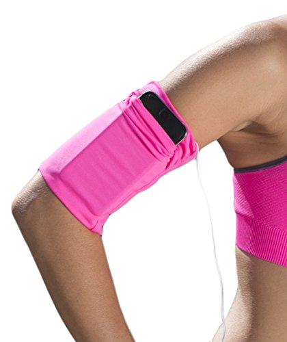 Bondi Band Armband, Neon Pink, Small