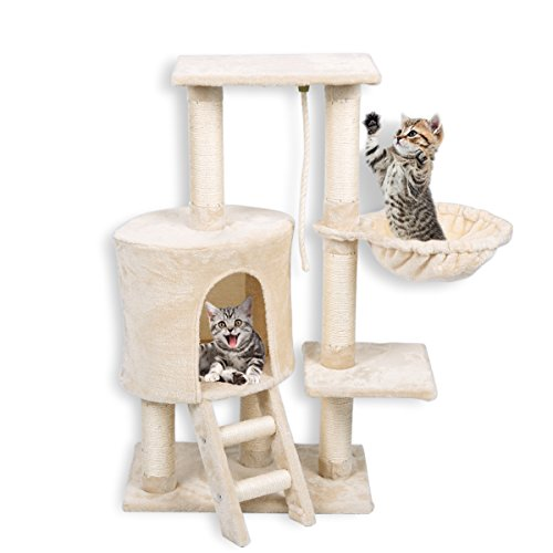 Kitty Condo Cat Scratching Post - 1