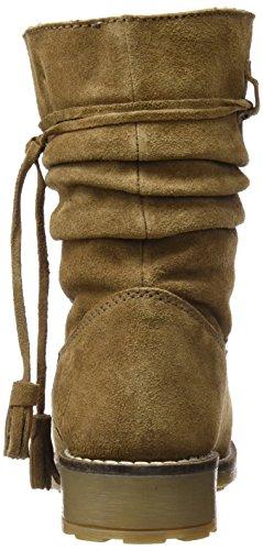 Coronel Tapiocca C350-7 - Botas para mujer Beige (7 SJ BEIGE)