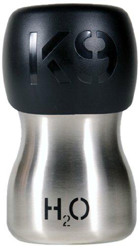 Plata 270/ml H2O4K9 h2o4/K9/Botella de Agua
