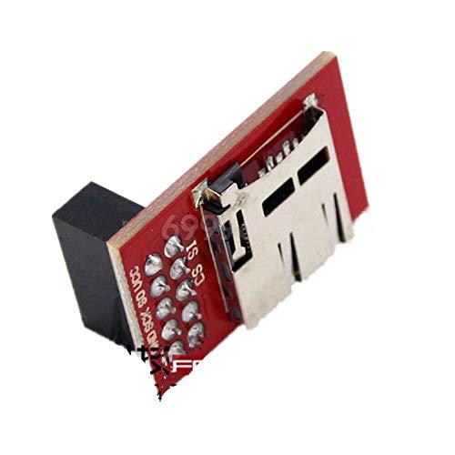 FidgetFidget SDRamps TF Card Breakout Module for 3D Printer Reprap RAMPS from FidgetFidget