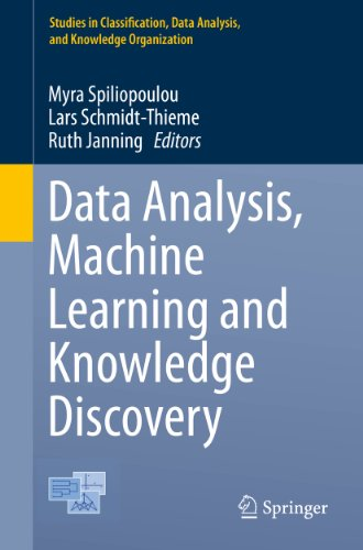 Download Data Analysis, Machine Learning and Knowledge Discovery (Studies in Classification, Data Analysis, and Knowledge Organization) Pdf