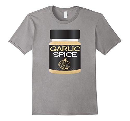 Mens Garlic Spice Rack Girls Matching Halloween Costume Shirt Small - Costume Girls Group Spice
