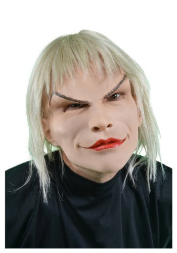 Zagone Bitchy Mask, Moody Mean Blonde Woman, Supersoft -