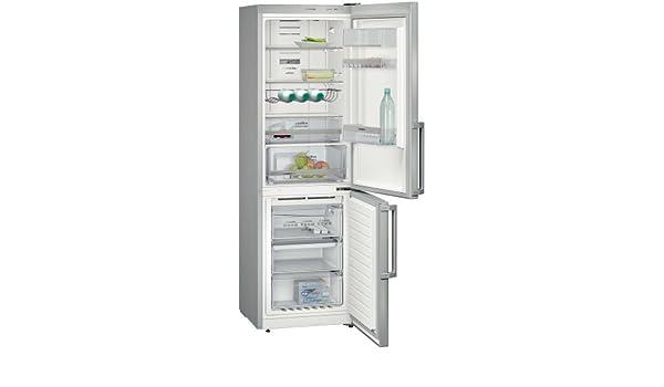 Siemens KG36NXL30 congeladora - Frigorífico (Independiente, Acero ...