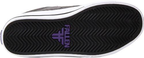 Fallen BOMBER Youth 23818043 - Zapatillas de skate de ante unisex Gris