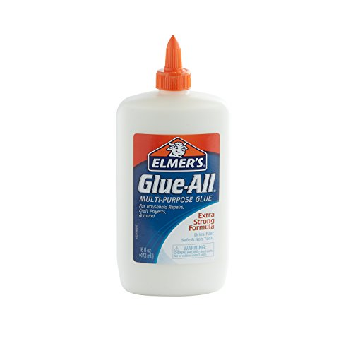 Elmer's Glue-All Multi-Purpose Liquid Glue, Extra Strong, 16 Ounces, 1 Count
