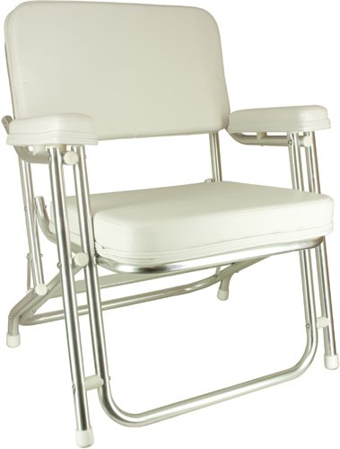Fishing Fighting Chair (Springfield 1080021SS Classic Folding Deck Chair Ss Made by Springfield)
